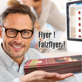 Flyer, Falzflyer, flyerole.de